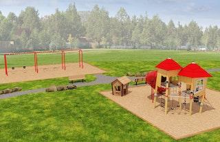 2021 Modules de jeux Parc Champetre 1