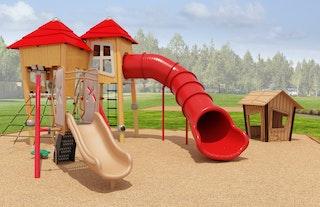 2021 Modules de jeux Parc Champetre 2