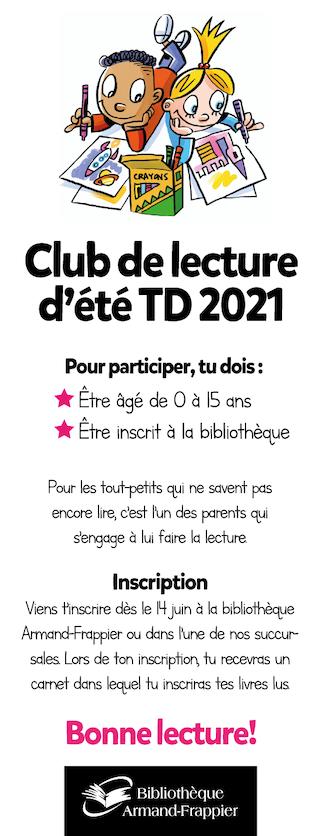 Club de lecture TD1
