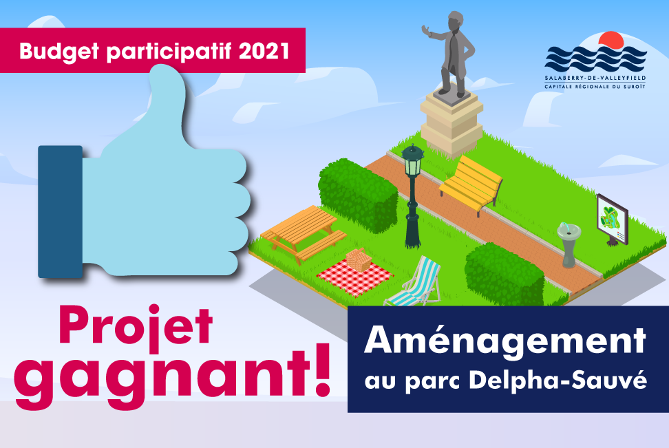 Budget participatif - Projet gagnant 2021